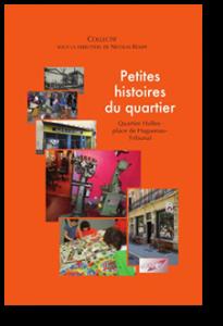Une réalisation de l'agence éditoriale Ecri-Sphère : un livre collectif sur un quartier de Strasbourg.